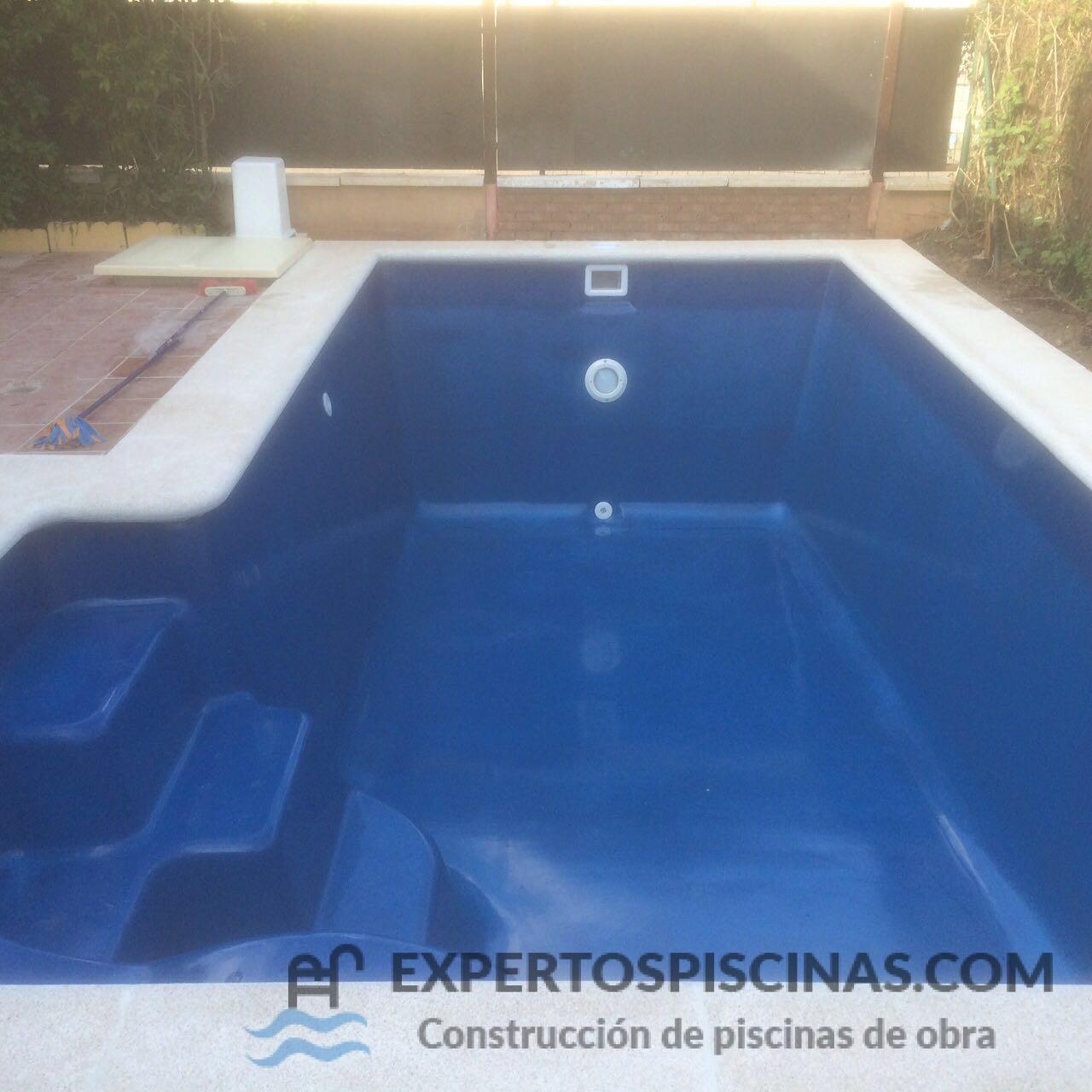 Piscinas de fibra construcci n de piscinas en madrid - Construccion de piscinas madrid ...