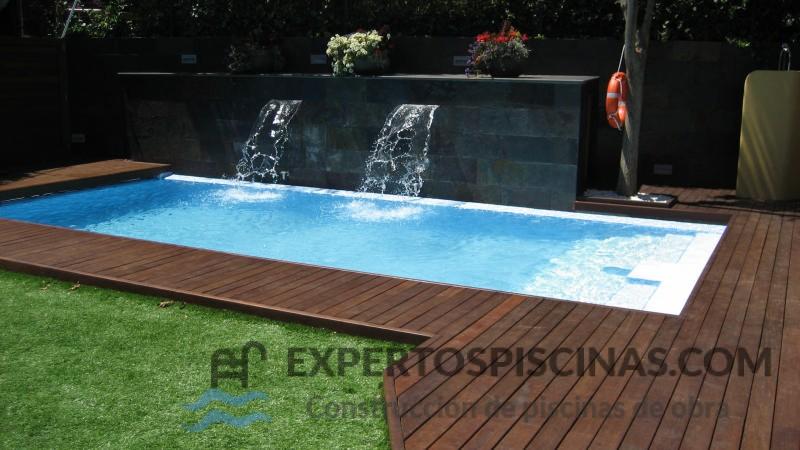 Construcci n de piscinas de obra y piscinas de fibra en madrid for Construccion de piscinas de obra en madrid
