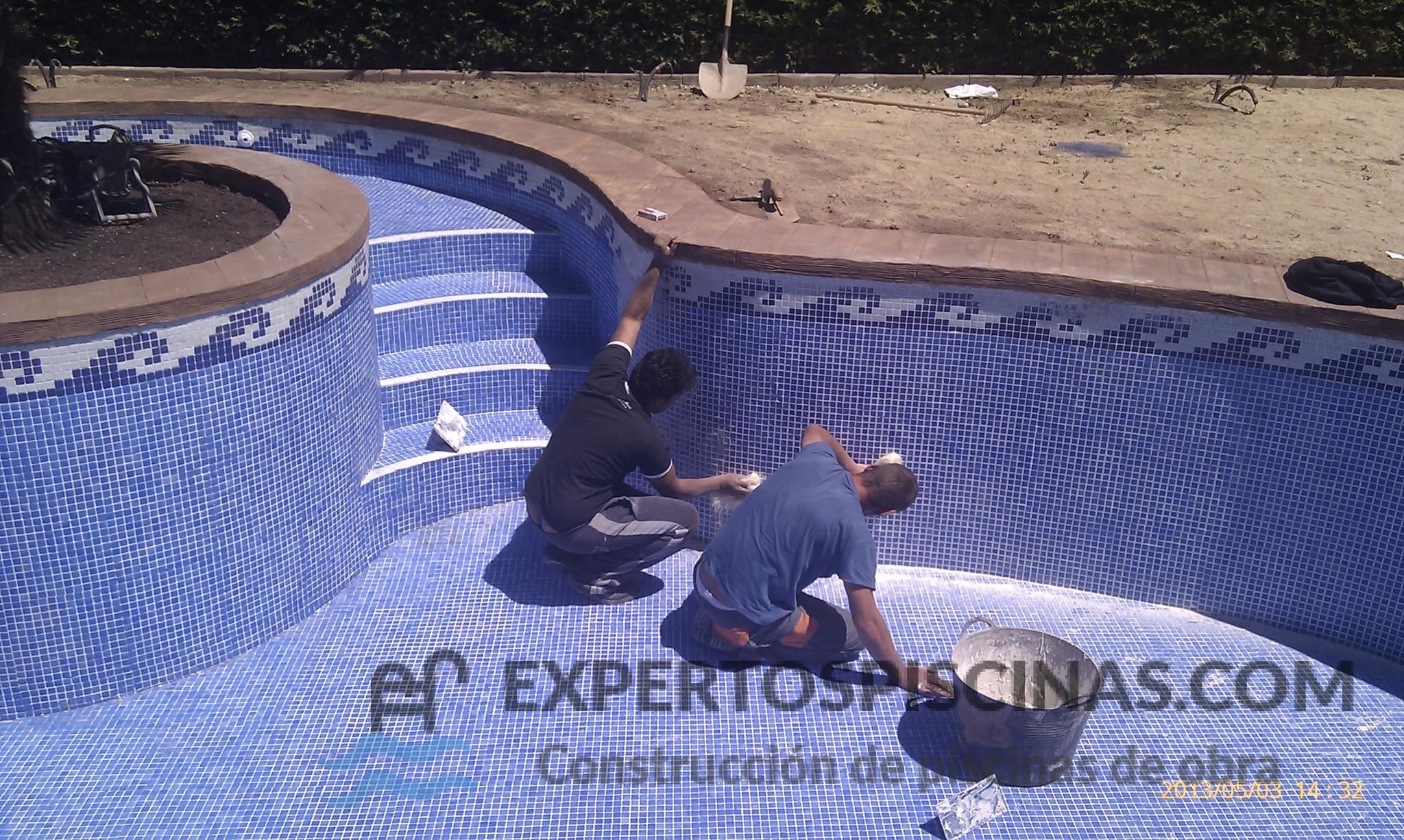 Piscinas de obra construcci n de piscinas en madrid for Construccion de piscinas de obra en madrid